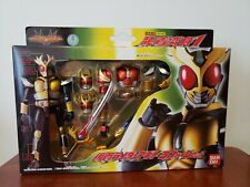 Bandai Japan Chogokin GD-30 Kamen Rider Agito 3 Form Set MISB USA Seller