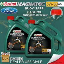 Olio CASTROL MAGNATEC 5W30 A5 FORD WSS-M2C913 8 LT Litro - CASTROL ITALIA