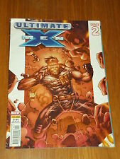 X-MEN ULTIMATE #2 MARVEL COMICS MAY 2003 CYCLOPS UK MAGAZINE~