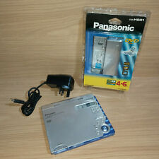 Panasonic DVD-PV40 Portable DVD/VCD/CD Player With AC Adaptor & New Battery