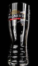 "Magners Cider, Geriffelt Irish Cider Pint Glas ""Win Magners"" 0,5l"