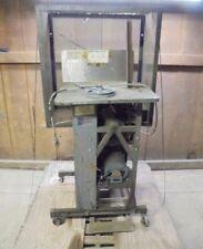 BUNN PACKAGE TYING MACHINE DT16, BOX STRING TYING MACHINE, 1984
