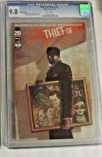 IMAGE Thief Of Thieves #1 4th PRINT CGC 9.8 Kirkman