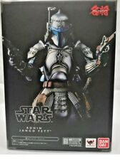 JAPAN BANDAI Meishou Movie Realization Samurai Star Wars RONIN JANGO FETT figure