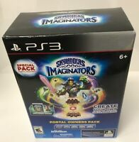 PS3 SKYLANDERS IMAGINATORS PORTAL OWNERS PACK