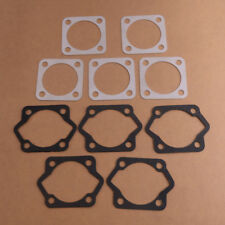 5 Sets 47mm Cylinder Head Bottom Gasket For 80cc Motorized Bicycle