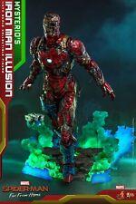 HotToys  MMS580 1/6 Mysterio's Iron Man Illusion Spider-man ActionHT Figure