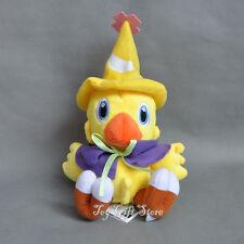 "Final Fantasy VII Plush Doll Stuffed Toy Chocobo Black Mage 9"""