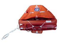 Rettungsinsel / Sea World / L 4Pers  / Tasche Boot / Arimar / Rettung / Insel /
