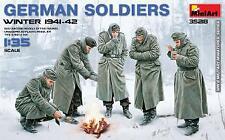 Miniart 1/35 German Soldiers Winter 1941-42 # 35218