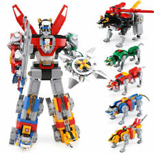 Dreamworks 1984 VOLTRON Blazing Sword Legendary Classic Combination Deluxe