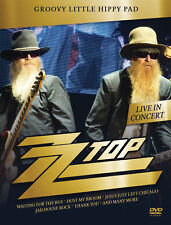 ZZ TOP New Sealed 2018 LIVE 1980s & 90s CONCERT PERFORMANCES DVD