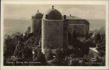 Uppsala Uppland Schweden Sverige AK ~1920/30 Slottet Schloss Universität Bauwerk