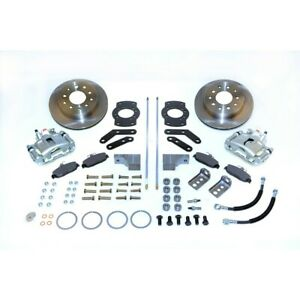 Rr Change Over Kit  Stainless Steel Brakes  A125-3