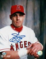 Brad Fullmer Signed 8X10 Photo Autograph Anaheim Angels Head Shot Auto w/COA