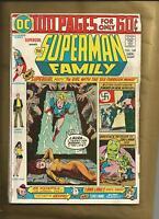 The Superman Family #168 VG- 1975 100 pg Supergirl Lois Lane Superman DC Comics