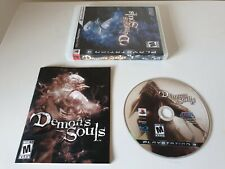 DEMON SOULS. PS3 Game. Complete and original. (PlayStation 3, REGION FREE)