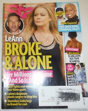 Star Magazine LeAnn & Kris Jenner April 2014 121814R