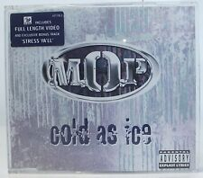 M.O.P. Cold As Ice CD Single 3 Track + Video