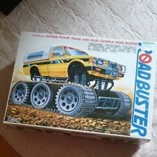 Vintage ROADBUSTER Plastic model running kit not assembled From JAPAN F/S