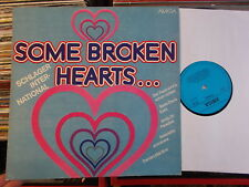 SOME BROKEN HEARTS  DDR AMIGA LP: SILLY PETRA ZIEGER CANTUS-CHOR HARDY FRITSCH++