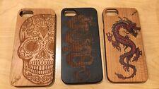 Bambo iphone 6 & 6s cases sugar skull & Chinese dragon