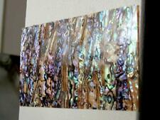 Awesome Purple/Green/Blue Abalone Inlay Overlay Paua Luthier Scrapbooking