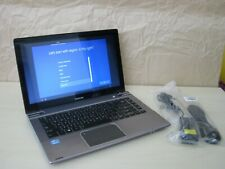 Toshiba Satellite P845t-S4305 1.80GHz i3-3217u 8GB 500GB Touch LAPTOP WIN10 Pro