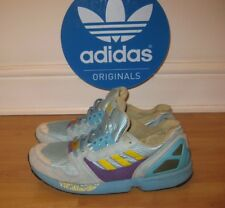 a4653dd489337b Mens ADIDAS ZX 8000C AQUA 087852 Rare Vintage 1998 torsion Trainers UK10
