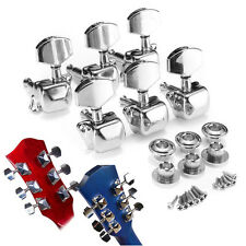 Acoustic Guitar Tuning Pegs String Semiclosed Tuning Pegs Tuners Machine   M
