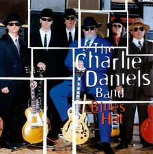 The Charlie Daniels Band - Blues Hat - NEW SEALED CD (Has a Cut in Side of Case)