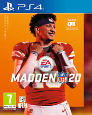 Madden NFL 20 (PS4)  BRAND NEW AND SEALED - IN STOCK - QUICK DISPATCH