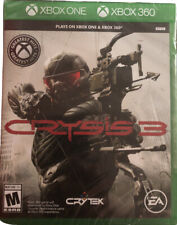 Crysis 3 Xbox One/Xbox 360 Game Brand New Sealed