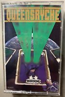 Queensryche The Warning USA Cassette Tape