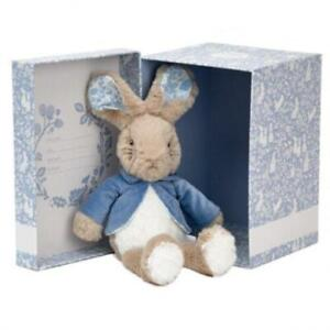 NEW Peter Rabbit Signature Limited Edition Soft Plush in Gift Box