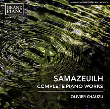 Samazeuilh / Olivier - Nocturne / Suite in G / Chanson a Ma Poupee [New CD]