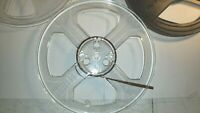 """One 7"""" Empty Reel to Reel tape recorder take up reel Fast Shipping"""