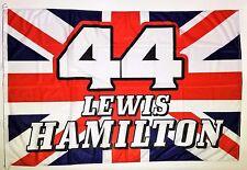 Lewis Hamilton Flag 35x53 inches (90x135cm) Formula 1
