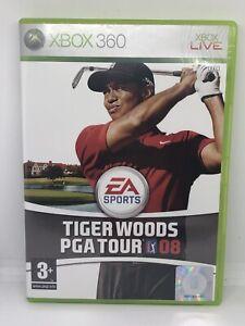 Tiger Woods PGA Tour 07 AND 08 - Microsoft Xbox 360 (2007/2008)