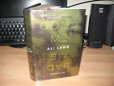 Ali Land Good Me Bad Me Signed Limited Numbered 1st 2017 debut thriller bookmark