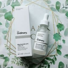 THE ORDINARY Niacinamide 10% + Zinc 1% - 30mL NEW with gift