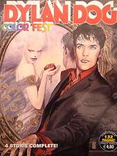 Dylan Dog COLOR FEST n. 5 copertina di Milo Manara ed. Bonelli