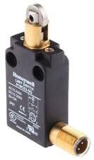 IP67 Slow Action Limit Switch Plunger Die Cast Zinc, NO/NC, 300V