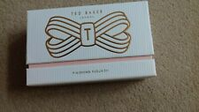 WHITE TED BAKER EMPTY BOX