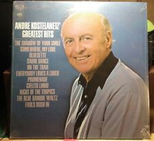 Andre Kostelanetz' Greatest Hits 1969 Columbia CS-9740 EASY LISTENING Sealed LP