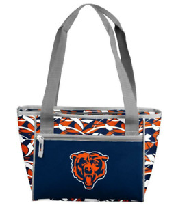 Chicago Bears Fit Insulated Lunch Cooler Tote Bag
