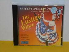 CD - LEHAR - DIE LUSTIGE WITWE - SEEFESTSPIELE MÖRBISCH