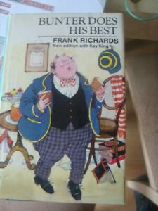 BILLY bunter does his best frank richards new edition with kay king