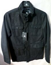 Men's Rock & Republic Military Jacket Size Small Perfect for Cooler Nights BNWT
