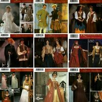 Simplicity Renaissance Sewing Pattern Your Choice Sizes Child/Mens/Womens